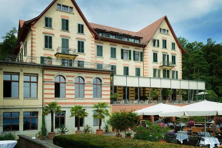 Sorrell Zurichberg Hotel