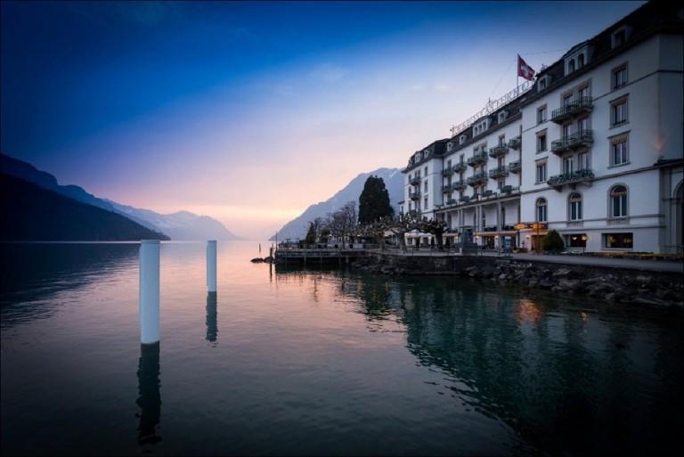 Waldstaetterhof Hotel Brunnen