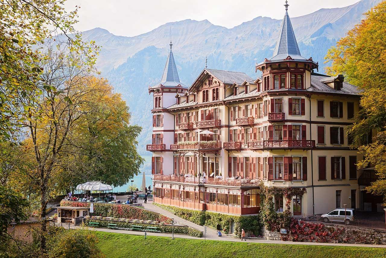 Ziviltrauung Grandhotel Giessbach