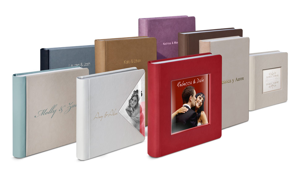 Wedding Albums from Graphistudio