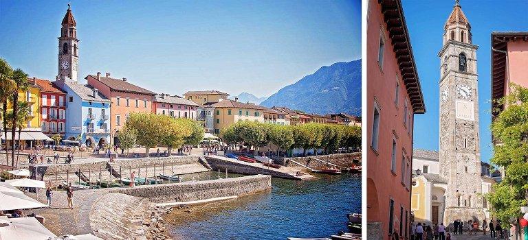 Wedding In Eden Roc Hotel Ascona