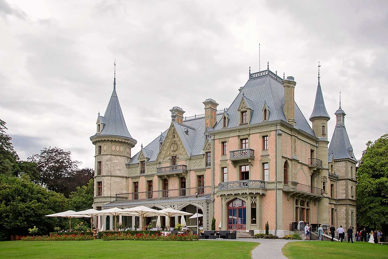 Schloss Schadau Castle