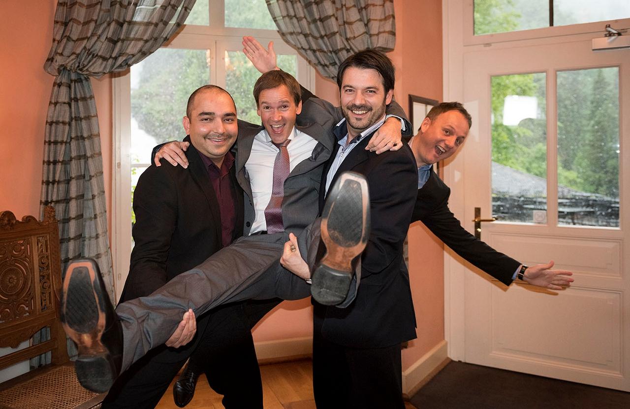 Mark and Rasa Wedding in Interlaken 1