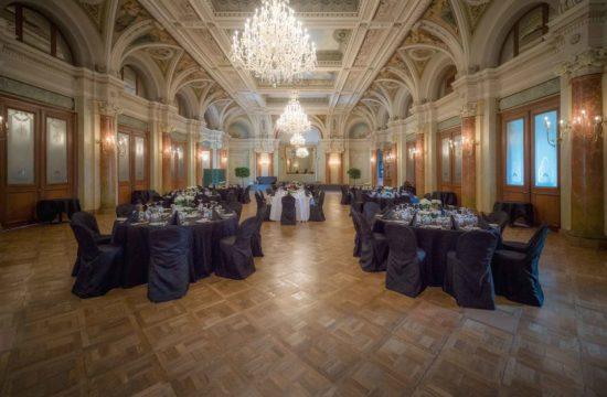 Wedding in Victoria Jungfrau Hotel