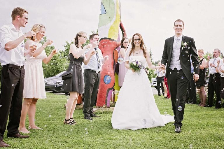 Wedding in Wassberg Hotel, Forch