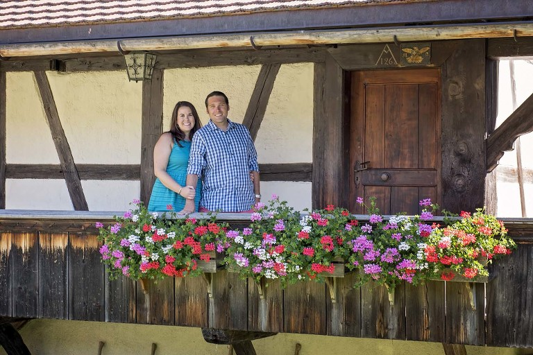 Couples photo shoot in Interlaken, Switzerland