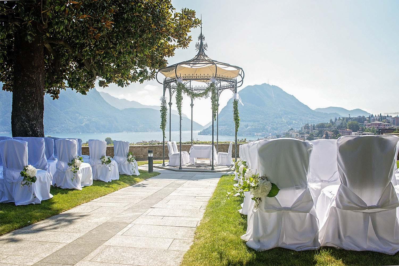 Weddin LUgano Switzerland pictures