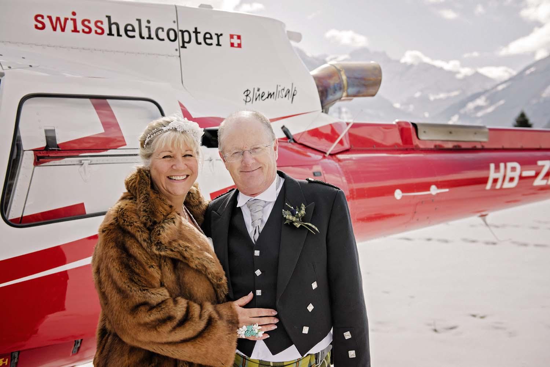 Married in Interlaken, Switzerland