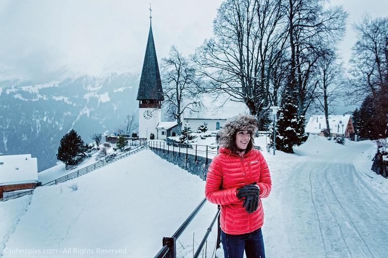 Photographer Wengen Switzerland