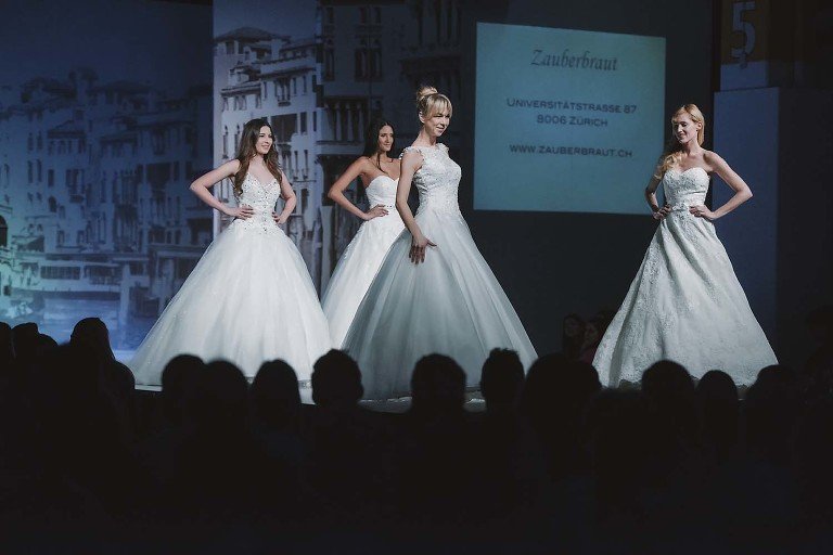 Report from the wedding fair zurich