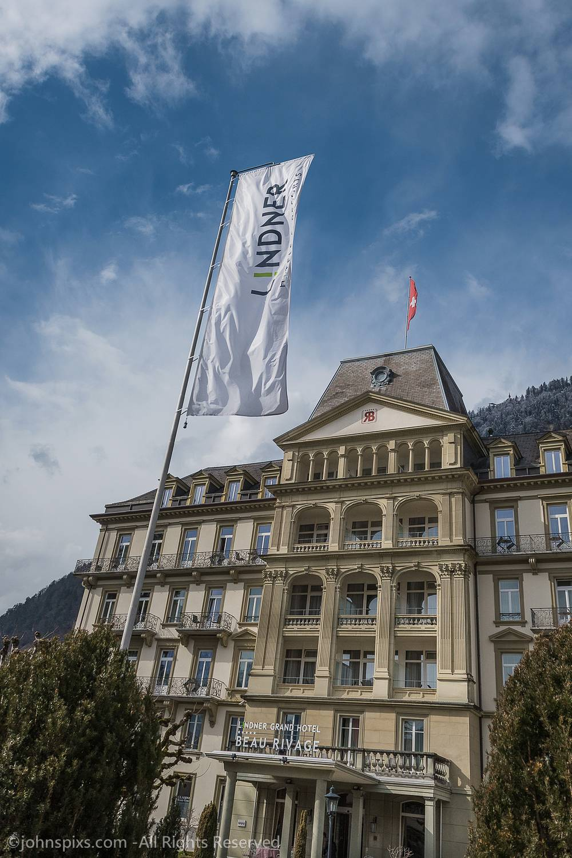 Grand Hotel Beau Rivage, Interlaken