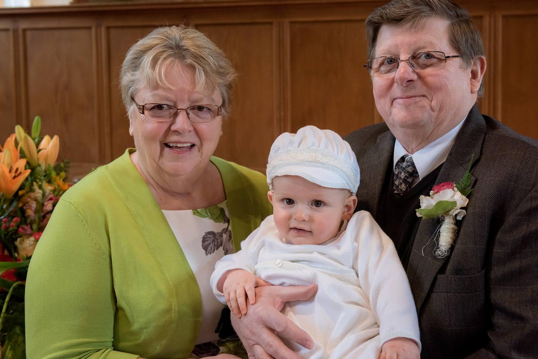 Baptism in Unterseen