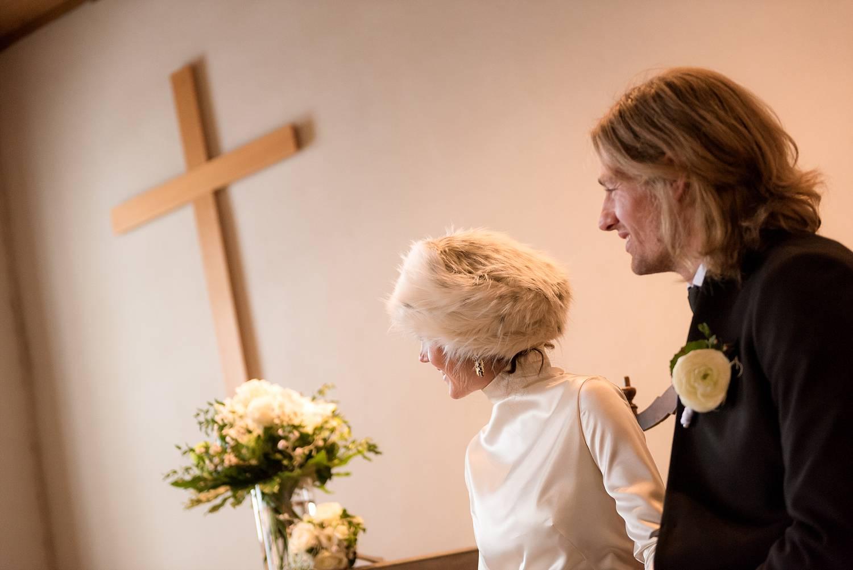 Wedding in Wengen Switzerland
