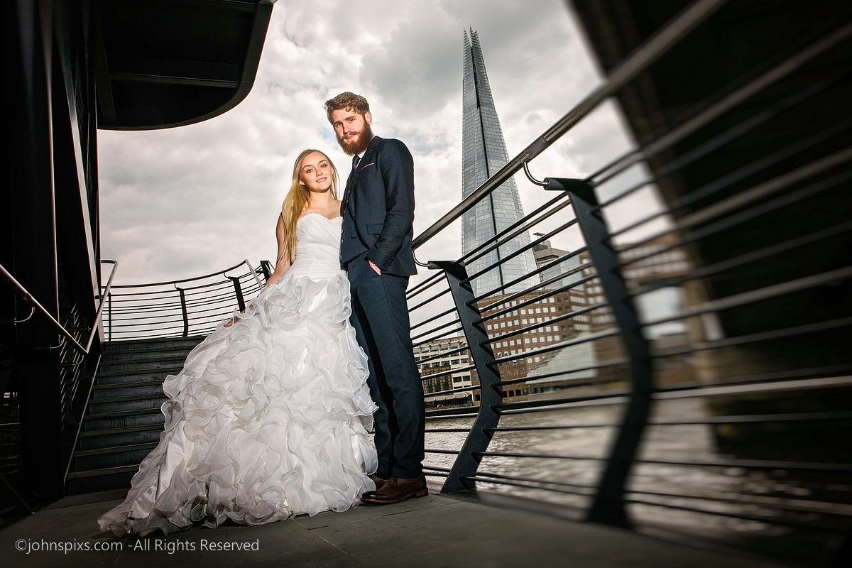 Pre wedding photo shoot in London