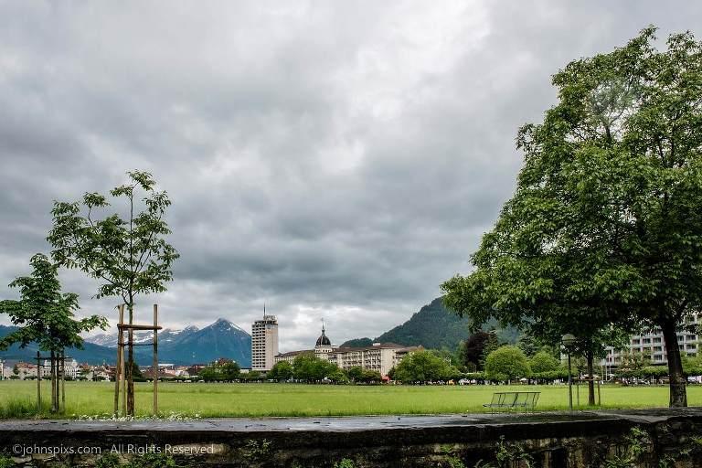 Photographer; Interlaken, Switzerland
