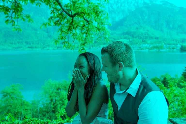 wedding proposal surprise