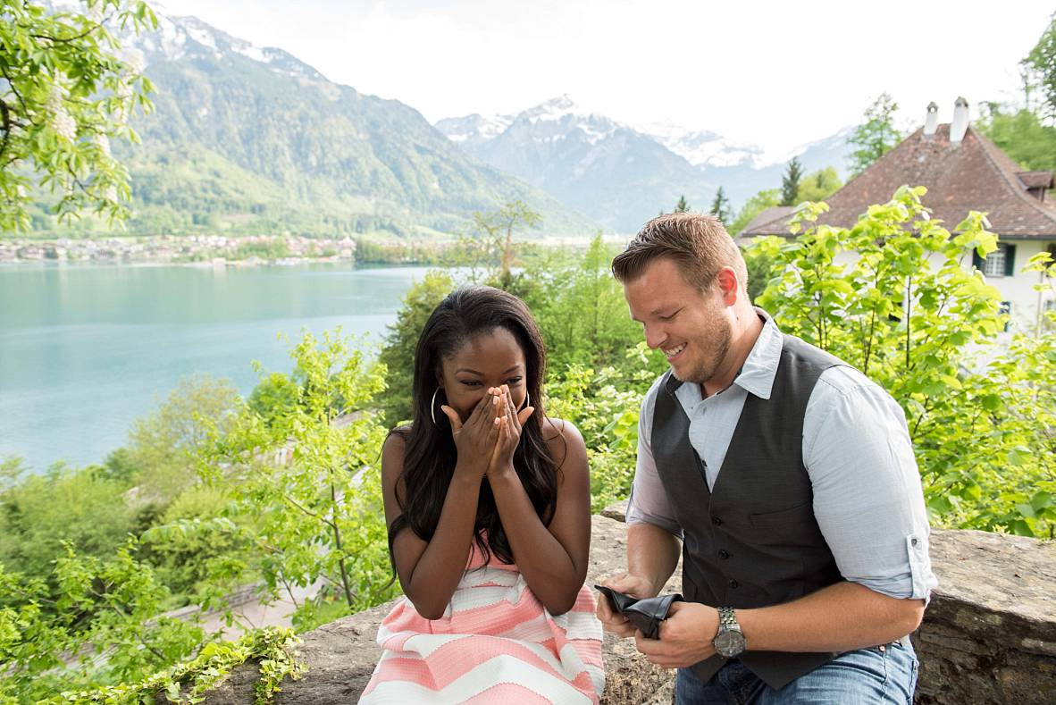 wedding proposal pictures