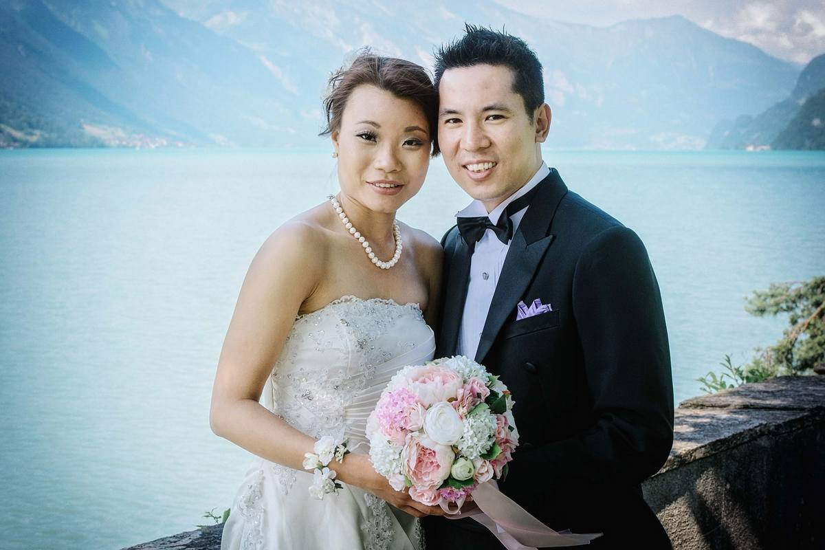 Chinese Pre Wedding photo shoot 23