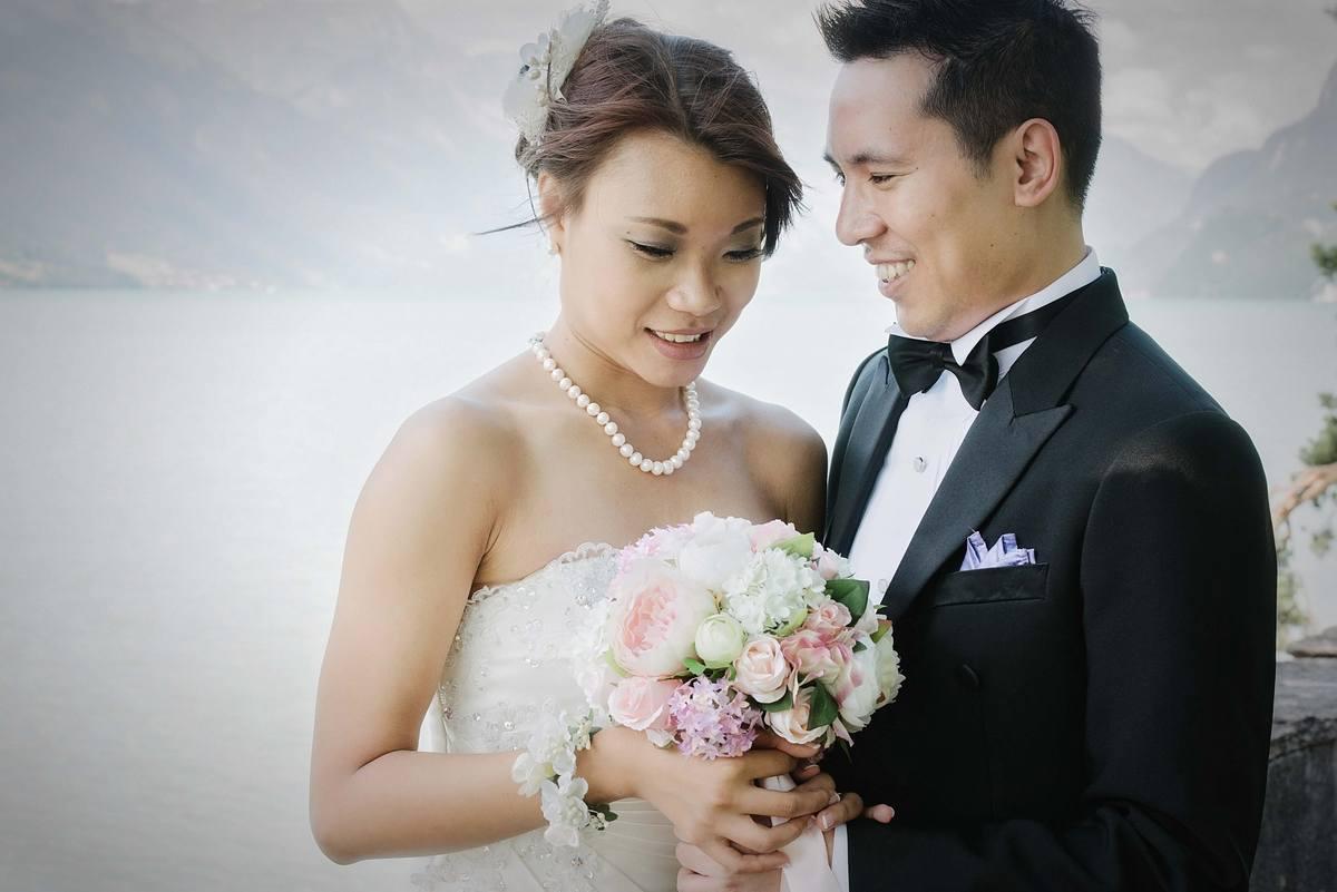 Chinese Pre Wedding photo shoot 22