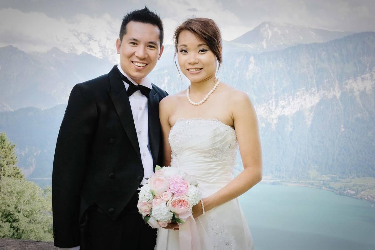Chinese Pre Wedding photo shoot 21