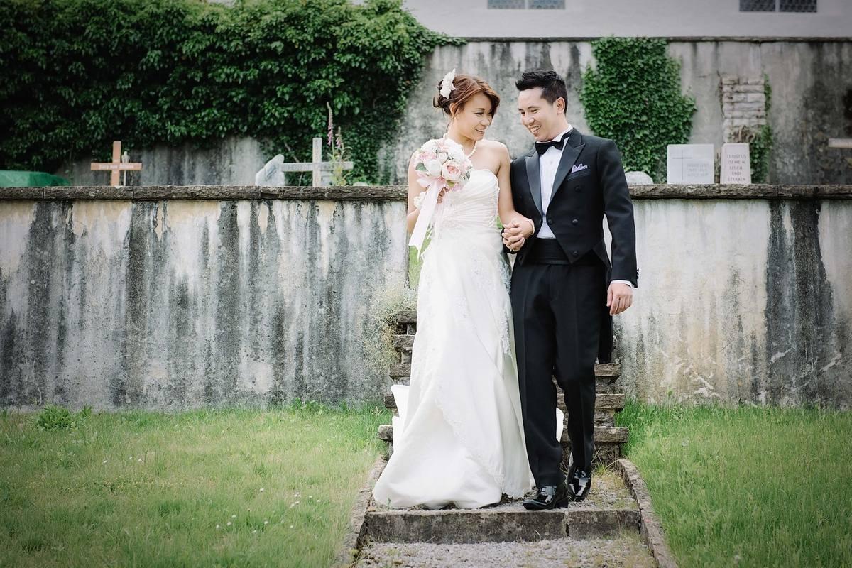 Chinese Pre Wedding photo shoot 19