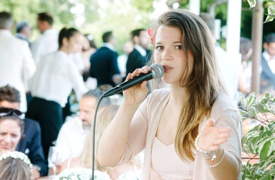 Singer Alma Cilurzo