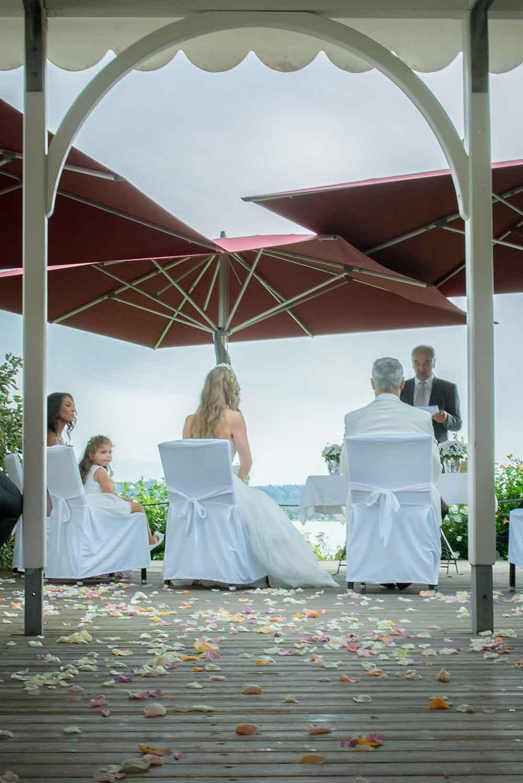 Wedding at Hôtel Jean-Jacques Rousseau