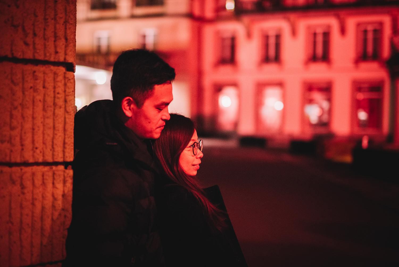 Couples photo shoot in Switzerland