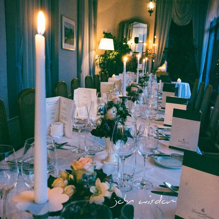 Wedding Grand Hotel Giessbach