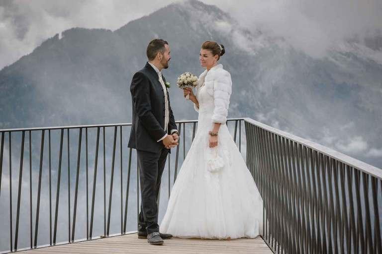 Wedding Harder Kulm Interlaken Switzerland