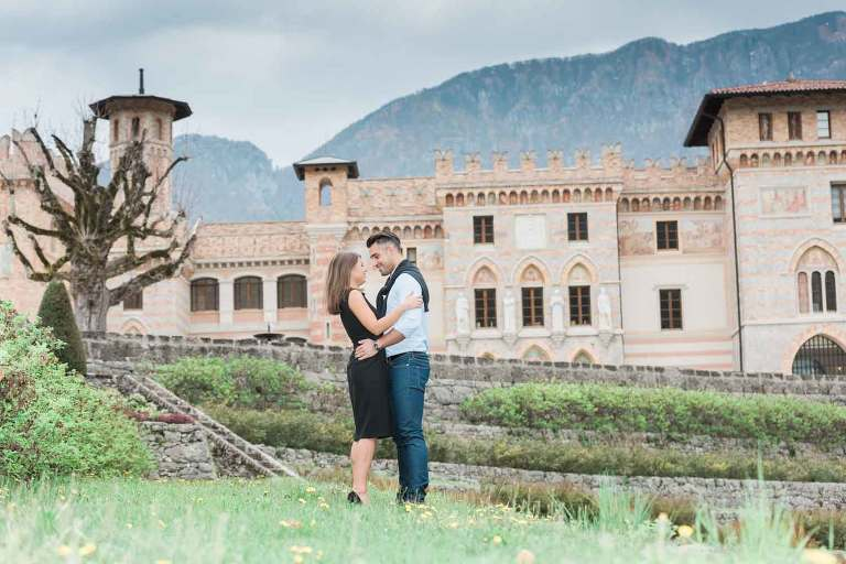 Couple photo shoot in Italy