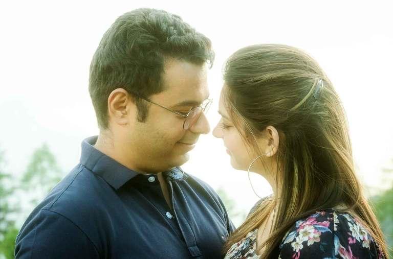Honeymoon couple from India photo shoot
