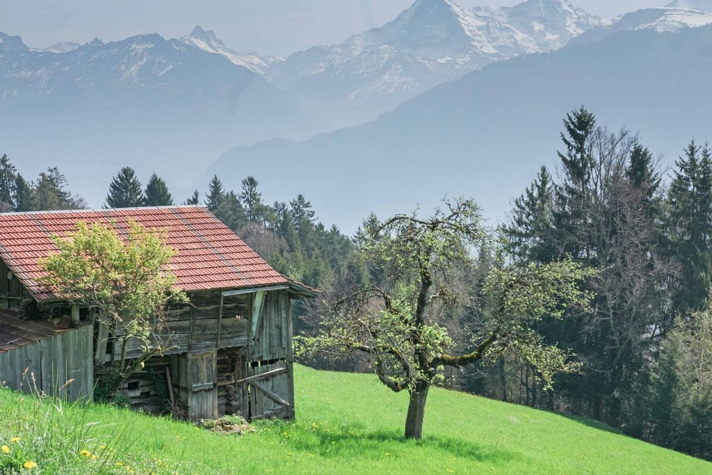 spectacular swiss locations