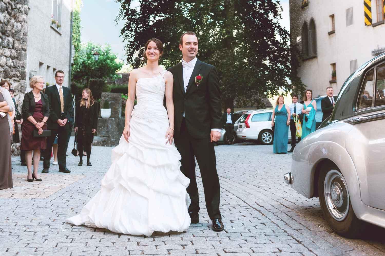 Brandis Castle Wedding