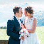 Photographer for Post wedding photo shoot Interlaken Switzerland