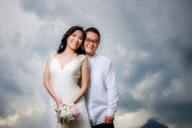 Hong Kong couple photo shoot