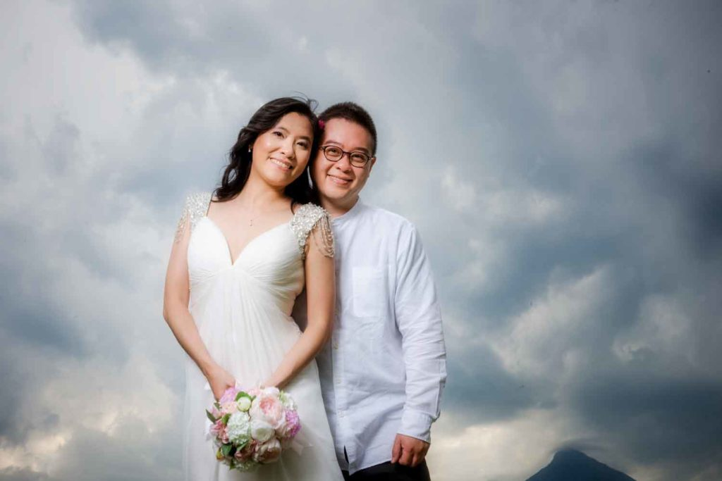 Hong Kong couple photo shoot