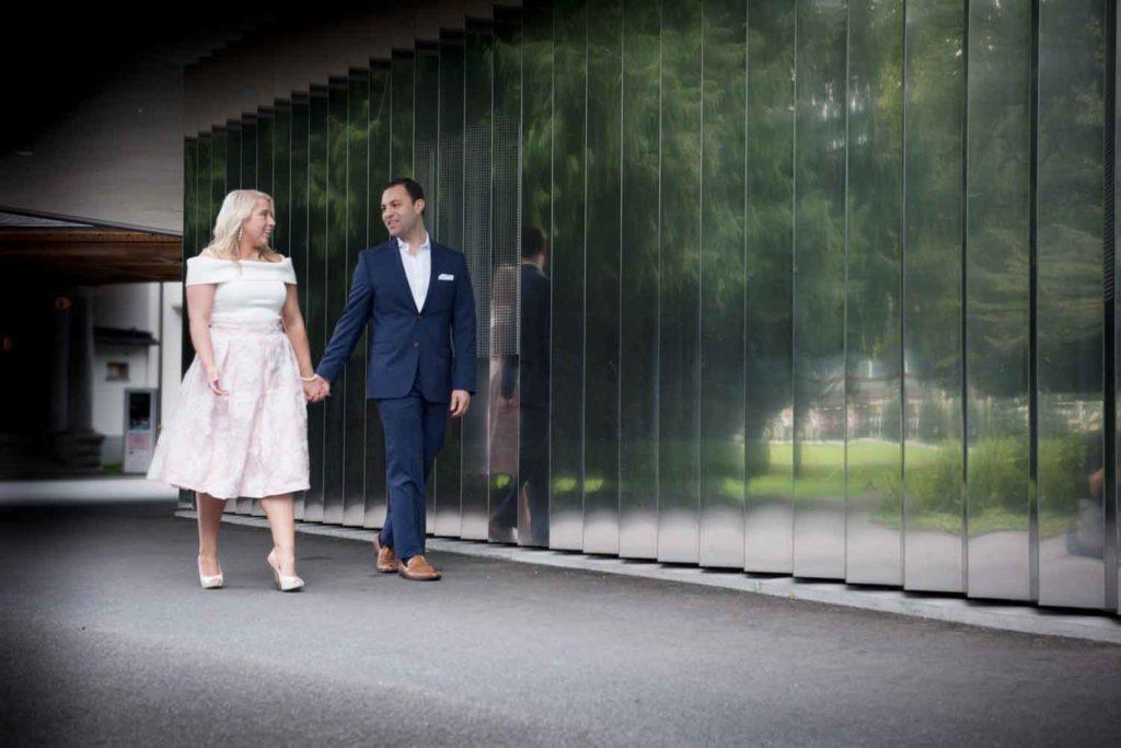 Engagement session in Interlaken