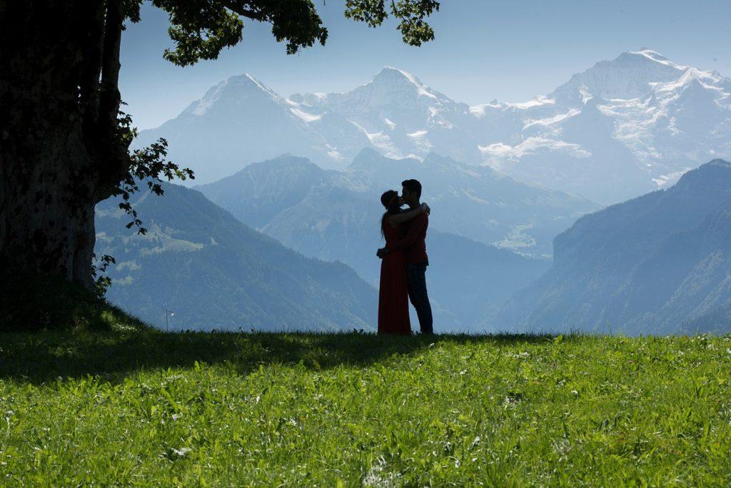 Photo Shoot near Interlaken