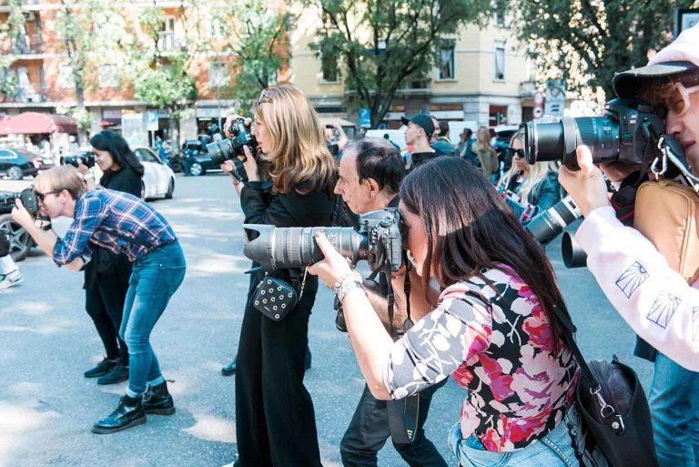 Photographer Milan