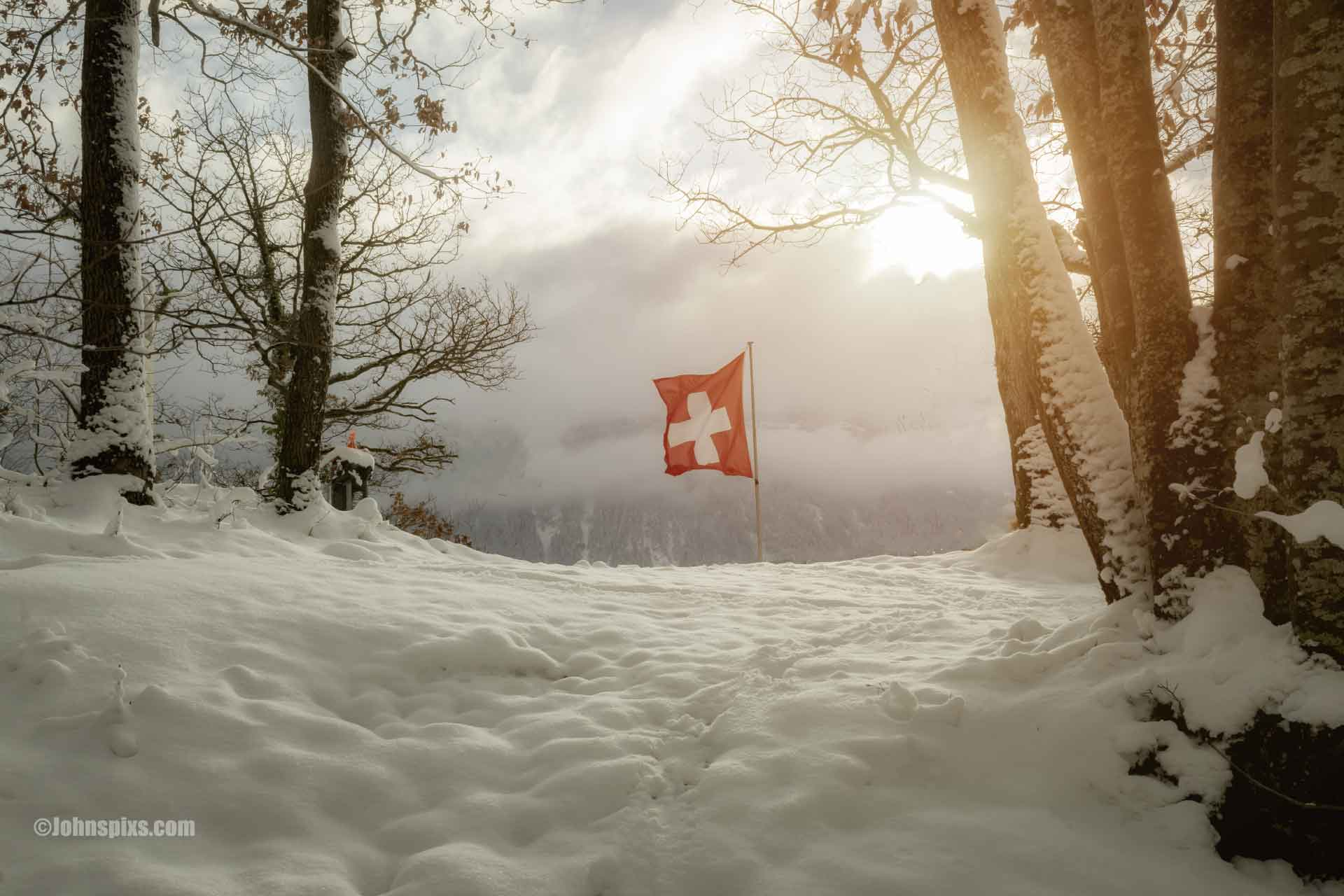 Landscape photography Interlaken