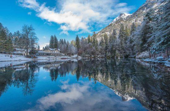 Photographer Blausee Kandersteg Switzerland