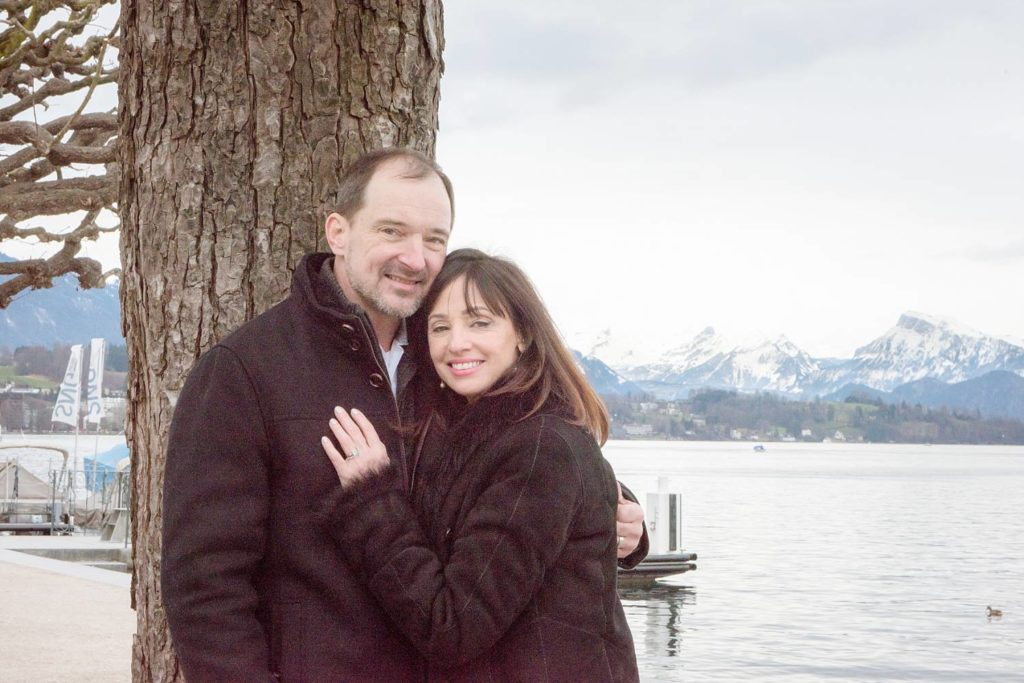 Couples photo shoot Lucerne Switzerland