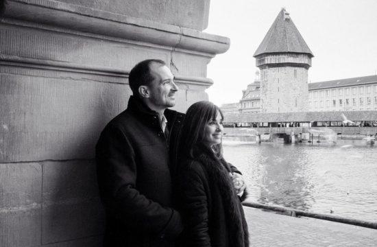 Couples photo shoot Lucerne Switzerland