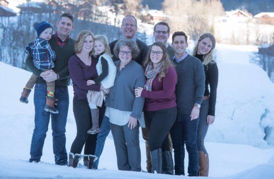 family photo shoot grindelwald