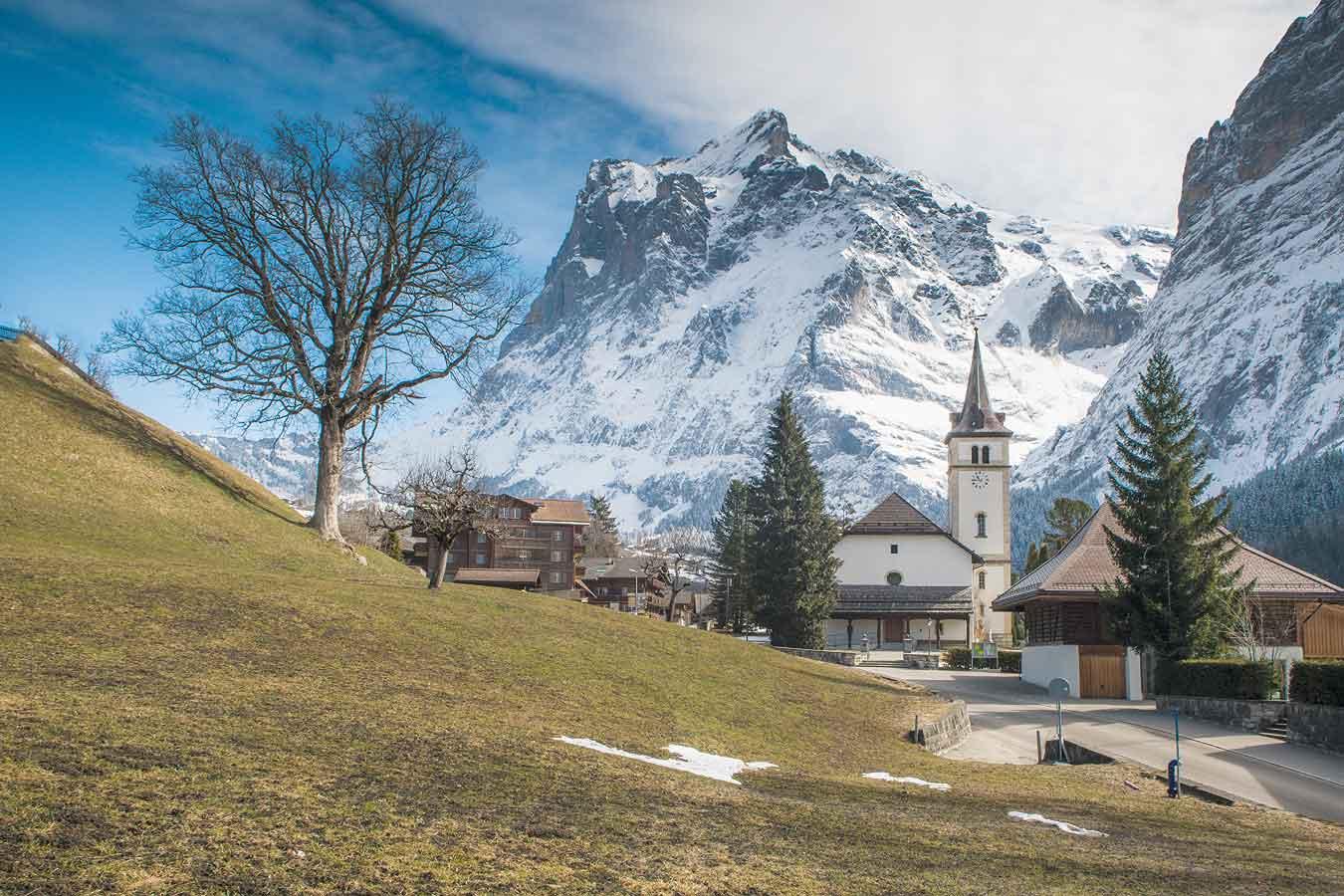 Photographer Grindelwald Switzerland