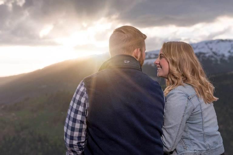 Surprise Engagement on the Harder Kulm