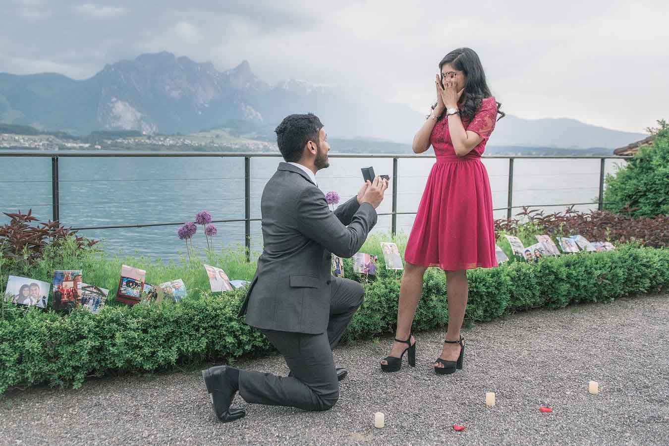 Engagement Oberhofen Castle