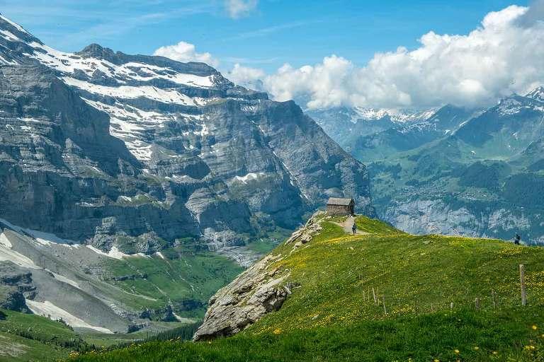 Photo walk in the Jungfrau region