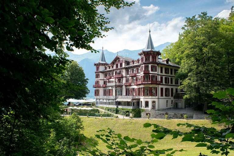Grand Hotel, Giessbach